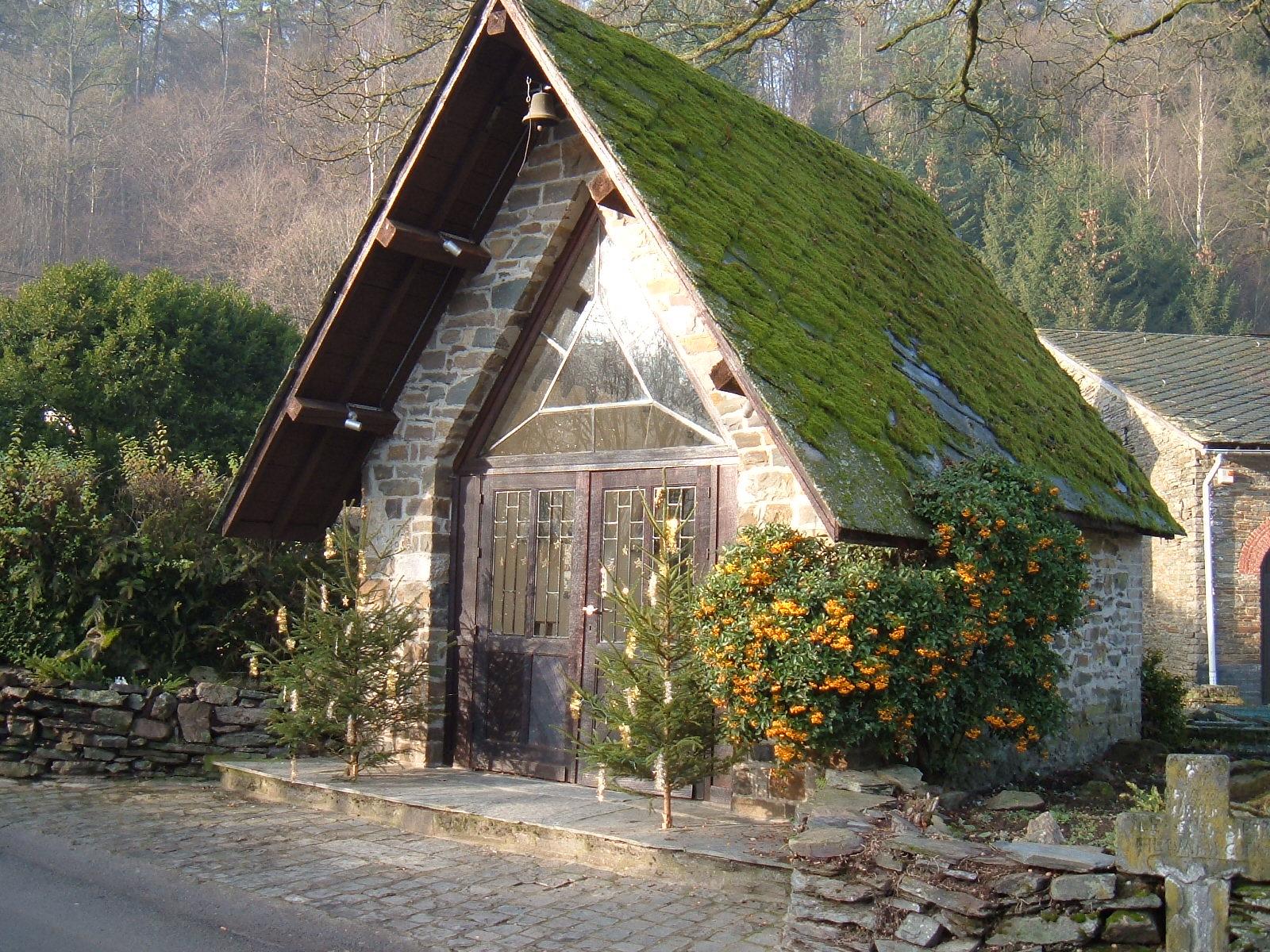 De Kapel van Forges